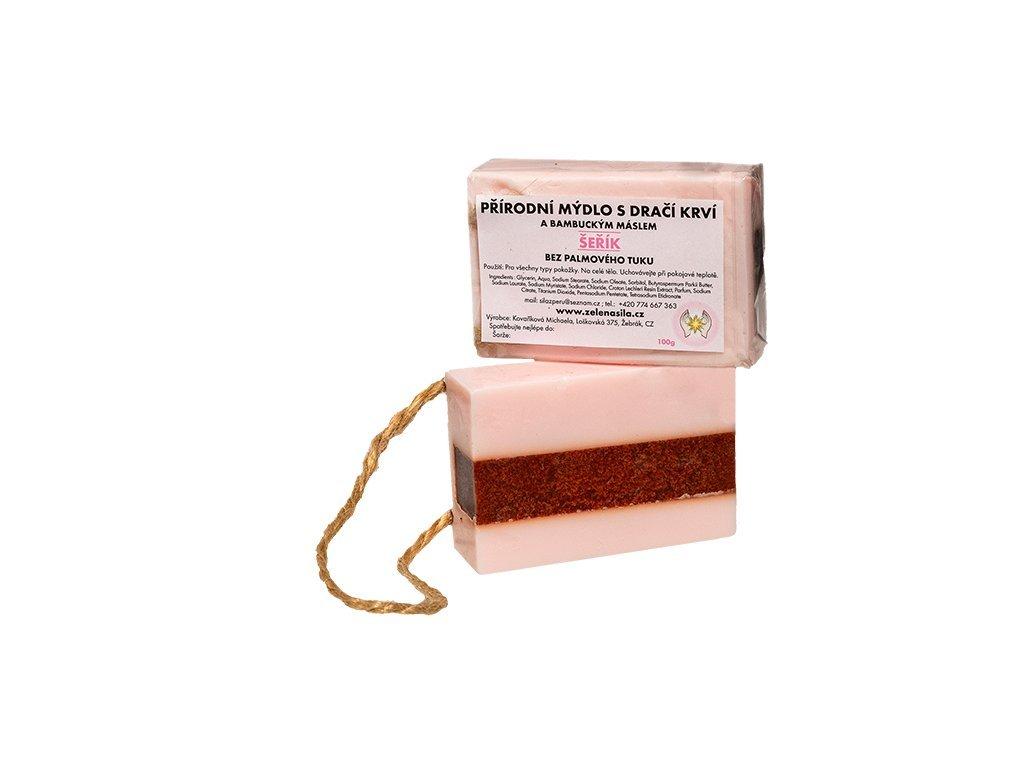 105 mydlo s draci krvi vune serik