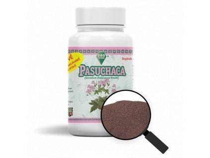 Pasuchaca vega kapsle 350 mg x 100