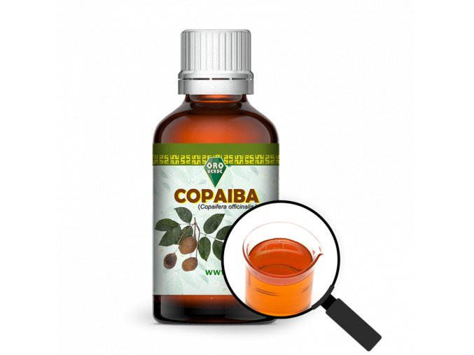 Co001 copaiba caps