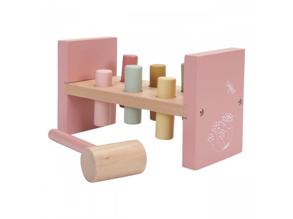 LD 7025 Hammer bench Pink 2 scaled