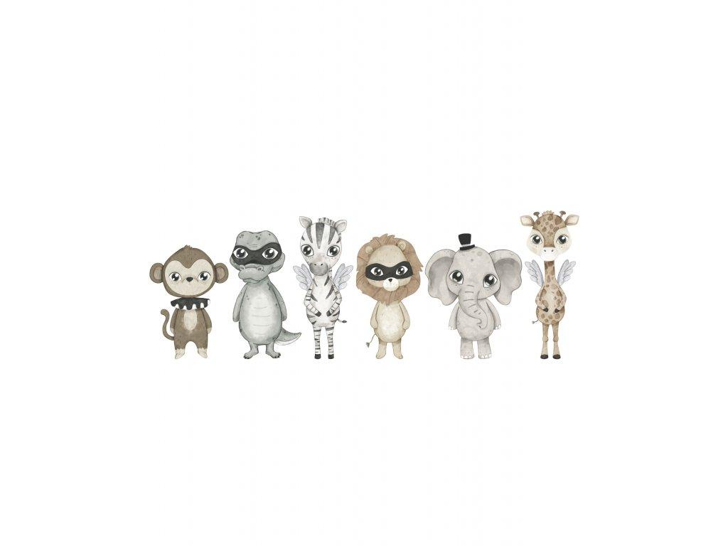Safari animals 1
