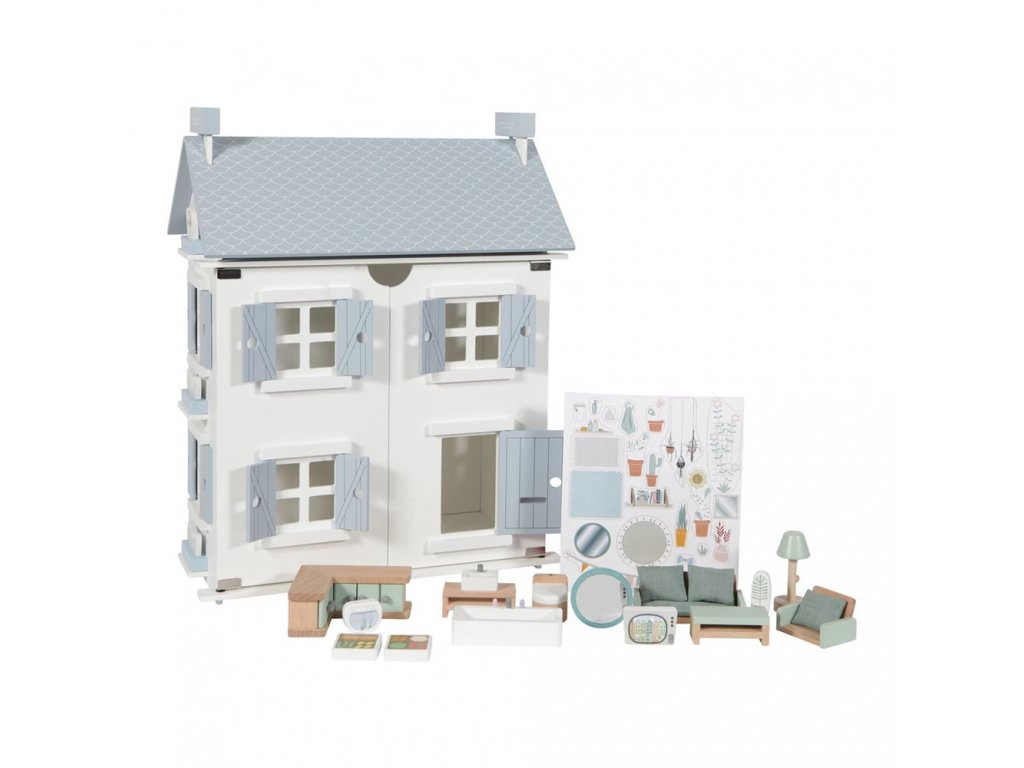 4466 Domeček pro panenky 3