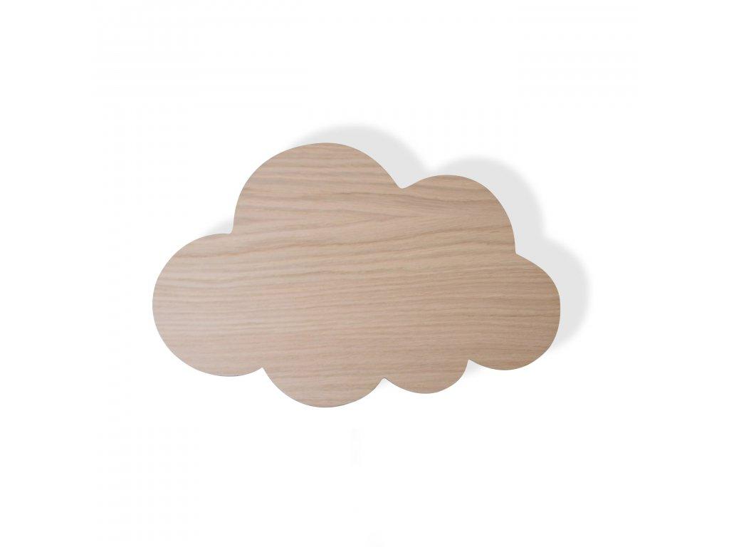 Cloud lamp oak 01