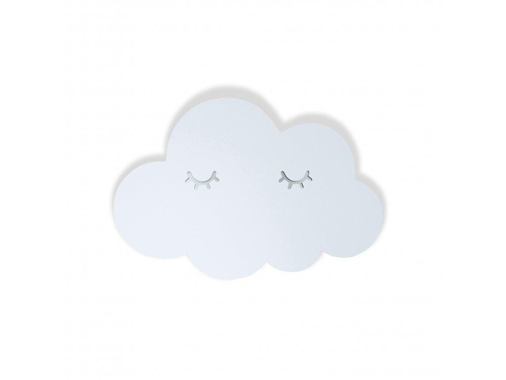 Cloud sleepy lamp white