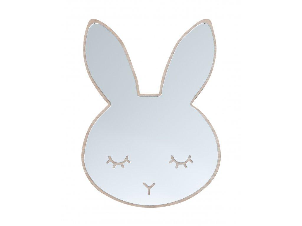Sleepy bunny mirror oak 01