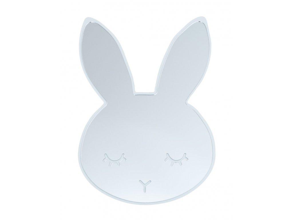 Sleepy bunny mirror white e1510435420832
