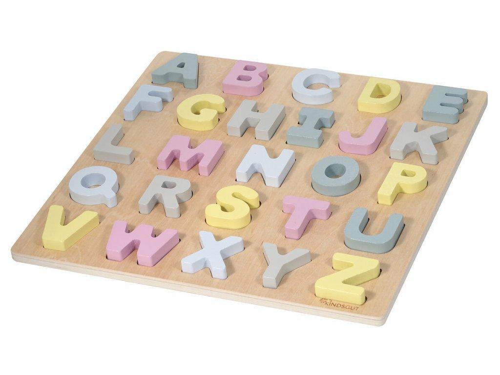 KINDSGUT ABC puzzle Hanna