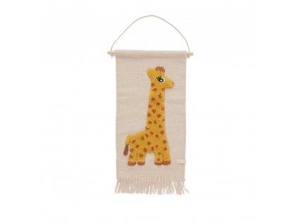 Giraffe Wallhanger Wallhanger 1100519 402 Rose 1000x1000