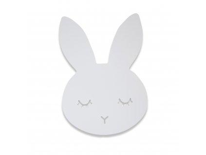 Bunny lamp white