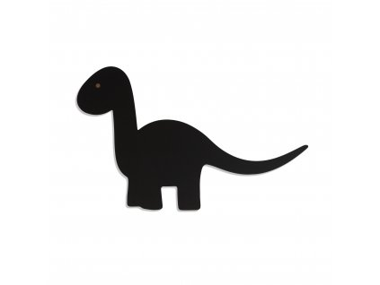 Dino lamp black