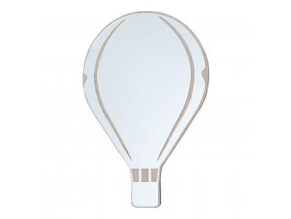Air balloon mirror oak 01