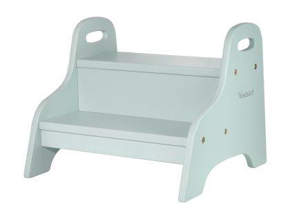 Kindsgut Holztritt Aquamarin 1 195x768