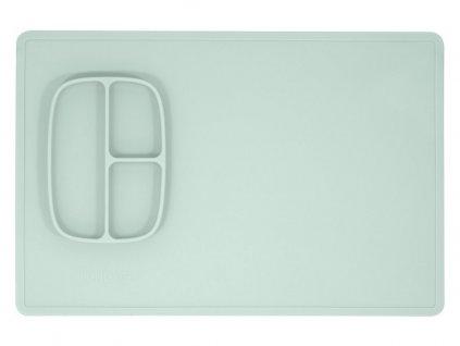 KINDSGUT silikonová podložka na malování aquamarine