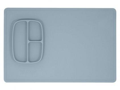 KINDSGUT silikonová podložka na malování šedá