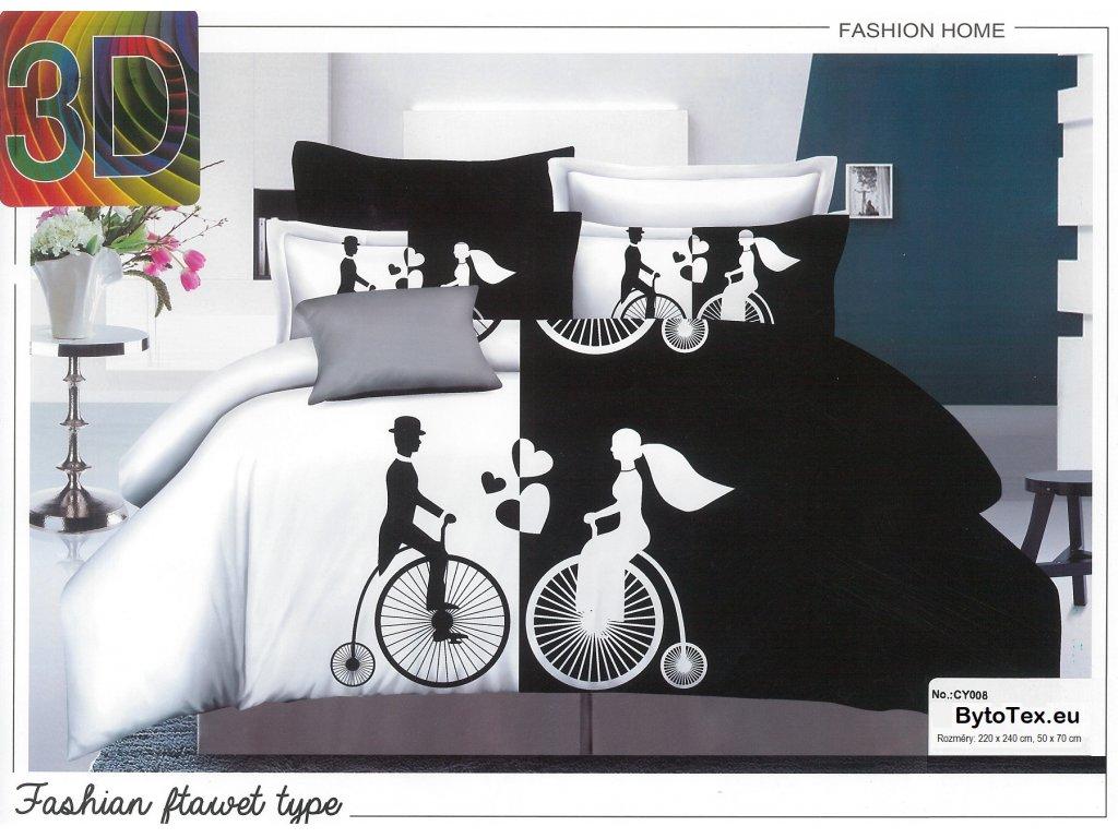 Luxusní přehoz na postel Katarina, 220x240 cm
