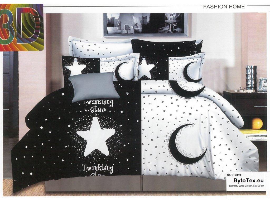 Luxusní přehoz na postel Twinkling Star, 220x240 cm