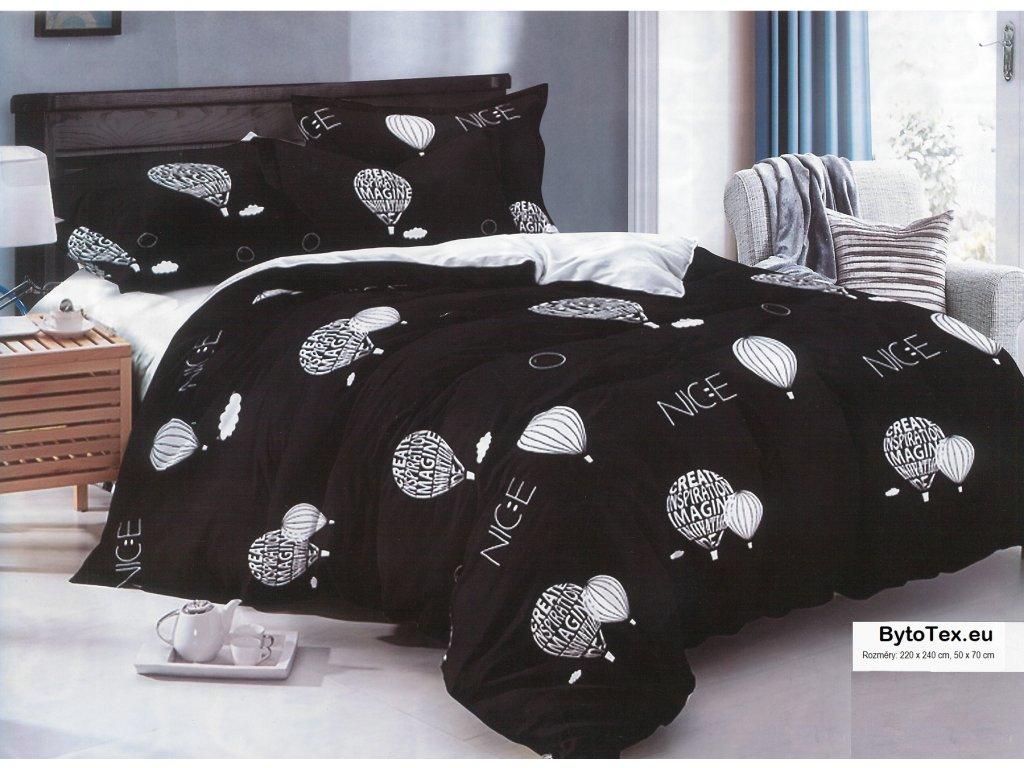 Luxusní přehoz na postel Nice, 220x240 cm