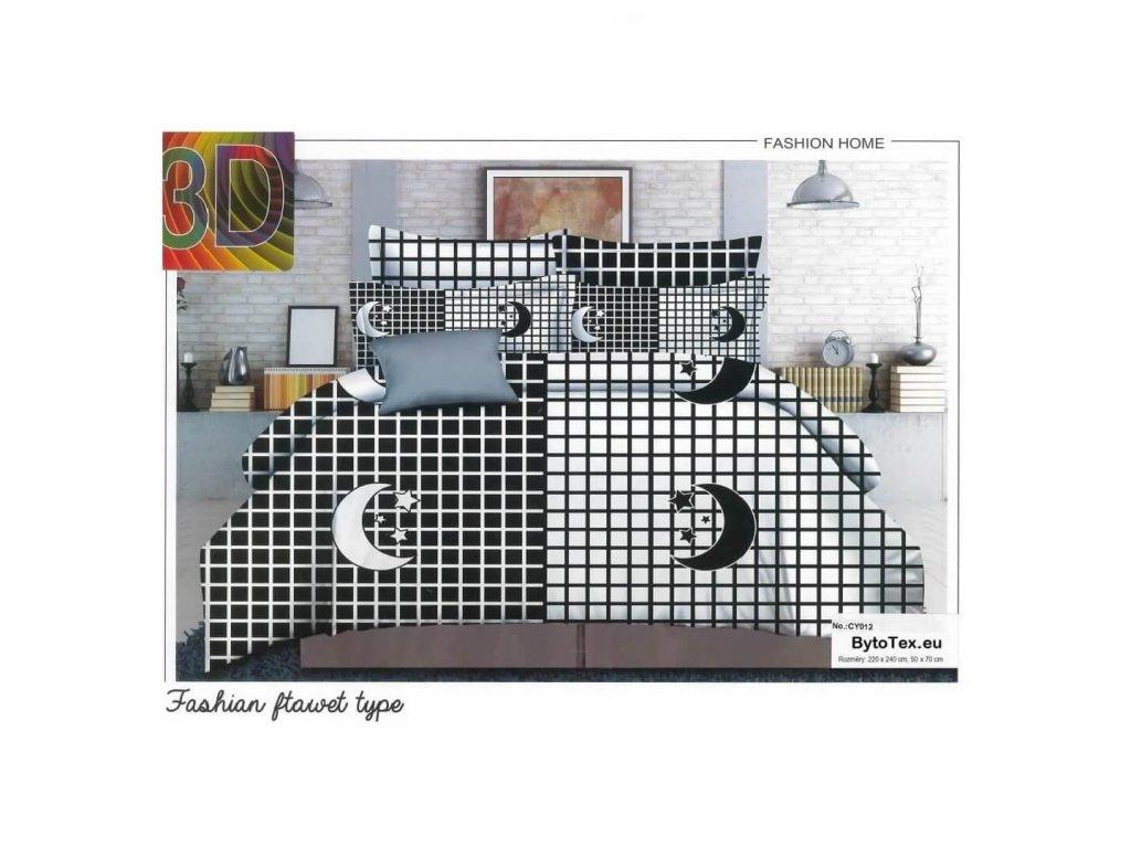 Luxusní přehoz na postel Nikola, 220x240 cm
