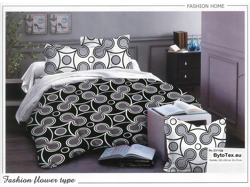 Luxusní přehoz na postel Bozena, 220x240 cm