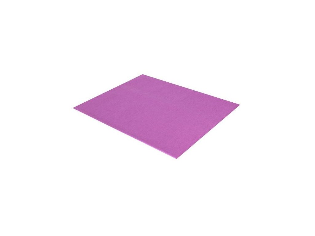 Bavlněné prostěradlo - fialová, 150 x 225 cm, 100 % bavlna