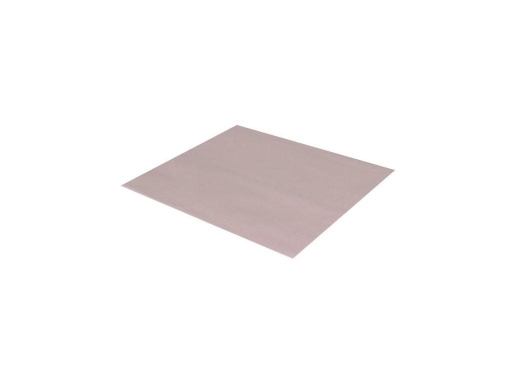 Bavlněné prostěradlo - šedá, 150 x 225 cm, 100% bavlna