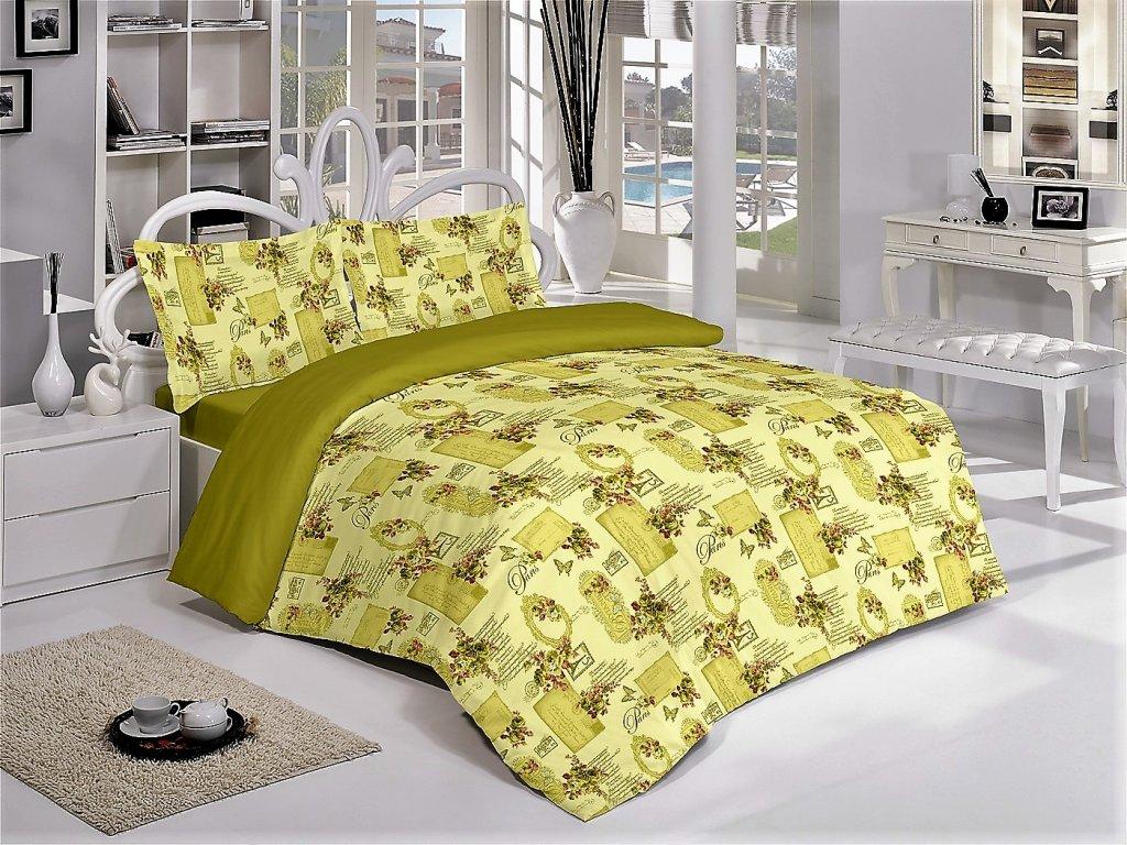 Romantic žlutá