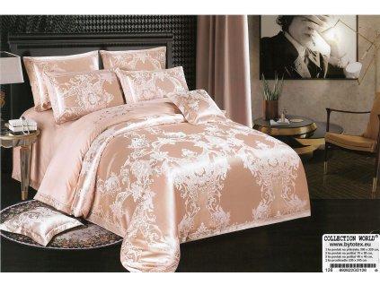 Luxusní ložní povlečení Amoret 200 X 220 cm 70 X 80 cm