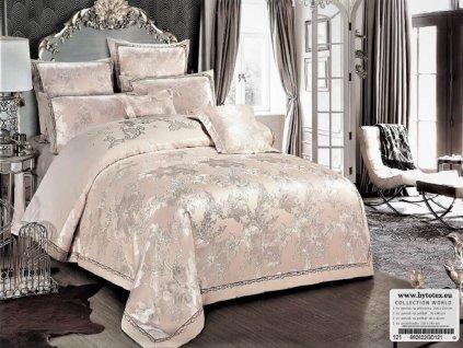 Luxusní ložní povlečení Gabriela 200 X 220 cm 70 X 80 cm