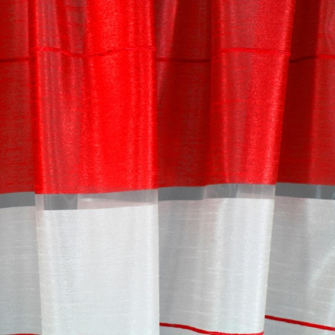 BytoTex Hotová kusová záclona-Simona 300x160 cm