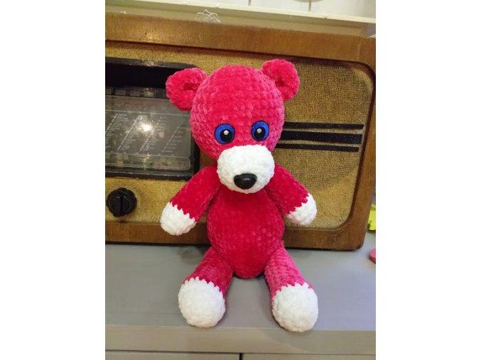 Medvídek malinový 35 cm