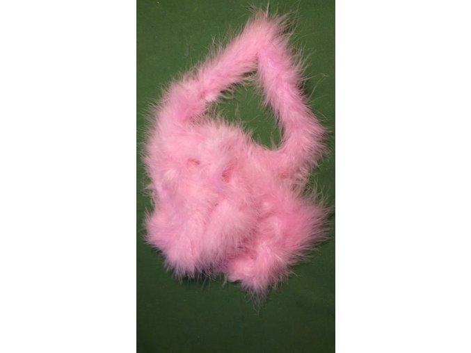 Boa - labutěnka světle růžová
