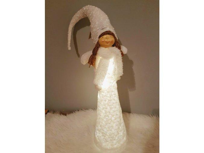 Andělka LED, 110 cm