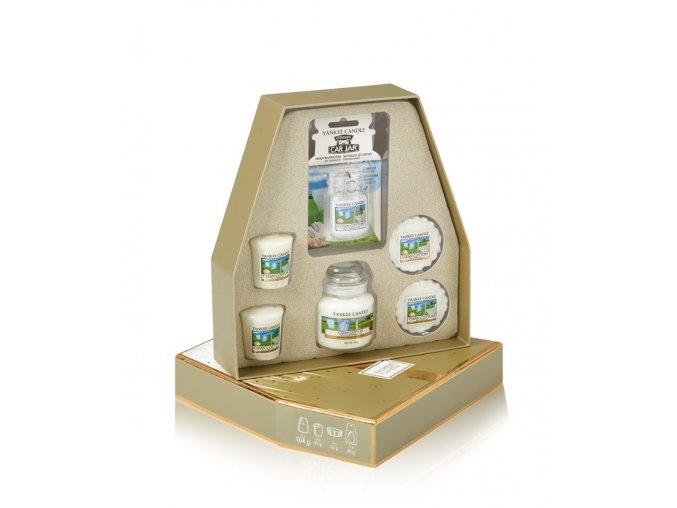 yankee candle clean cotton kerzenset 1 stk 5038581050775