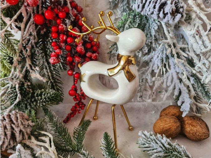 Zlatý jelen s hvězdičkou