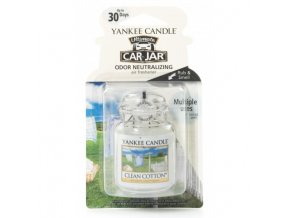 pol pl Yankee Candle Clean Cotton car jar ultimate 327 1