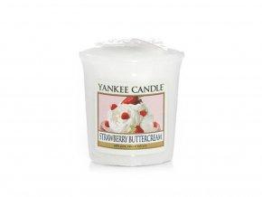 6581 6581 yankee candle votivni svicka strawberry buttercream
