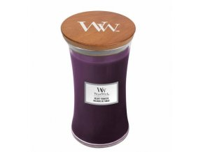 WoodWick Velvet Tobasco 609,5 g