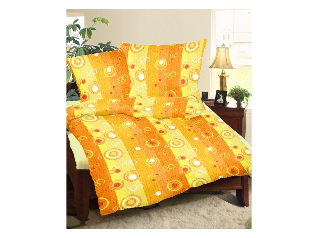 krep BUBLINA oranzova