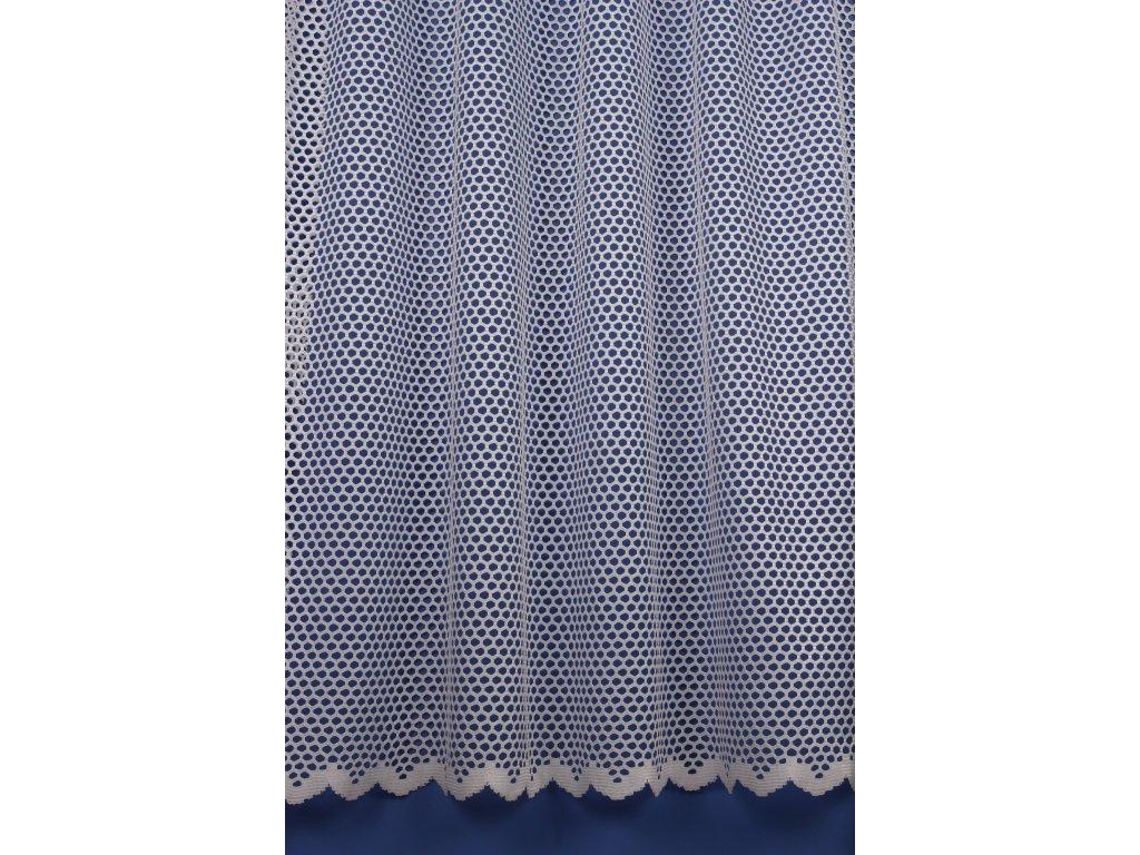 Metrážová záclona M11607