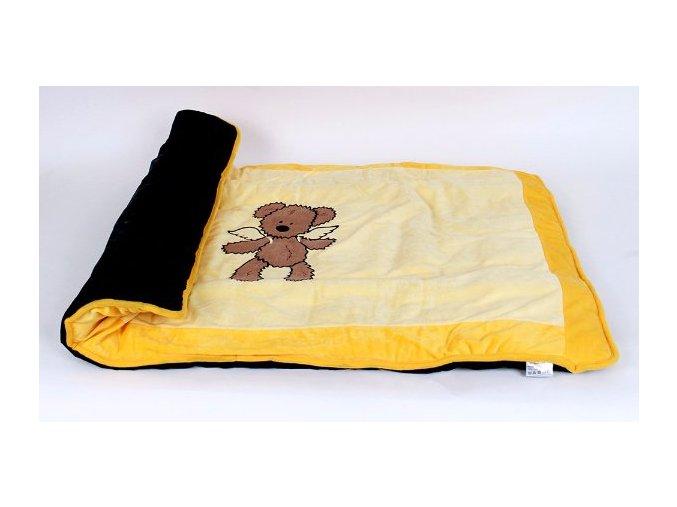 Baby Dětská oboustranná deka