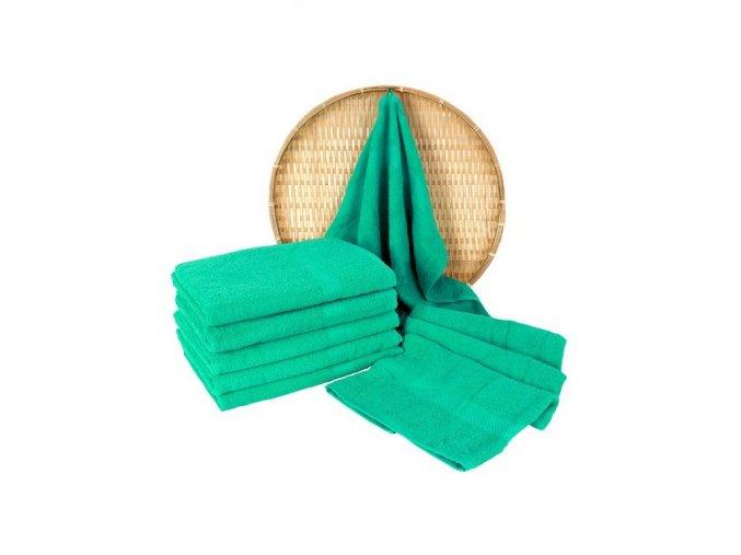 Darsi froté ručník matová 50x100