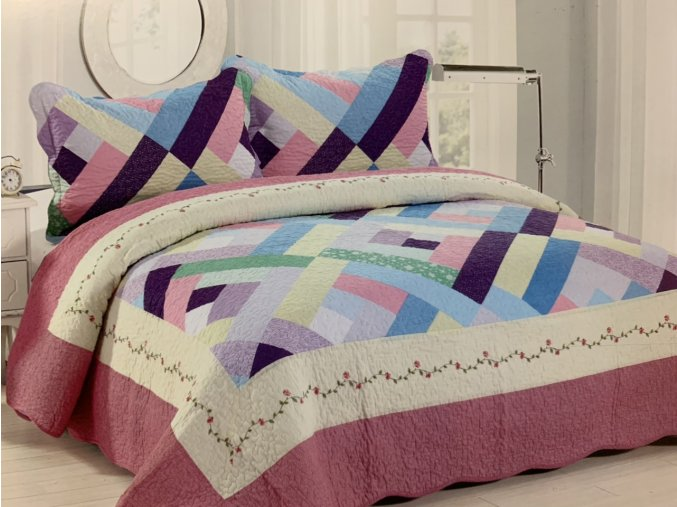 Přehoz na postel  Luisa 230x250
