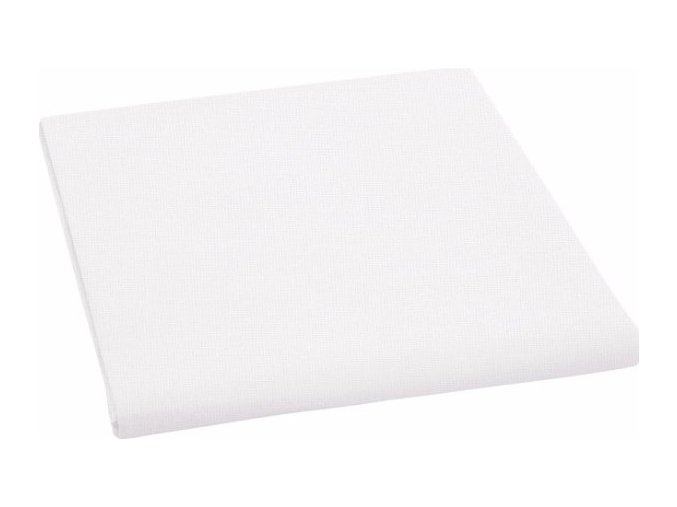 Prostěradlo plátno bez gumy  220x240