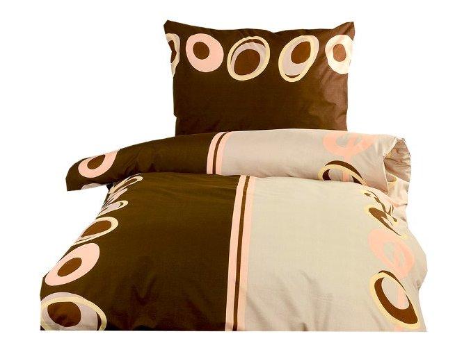 Xpoze bavlna povlečení MAGDALENA 140x220, 70x90