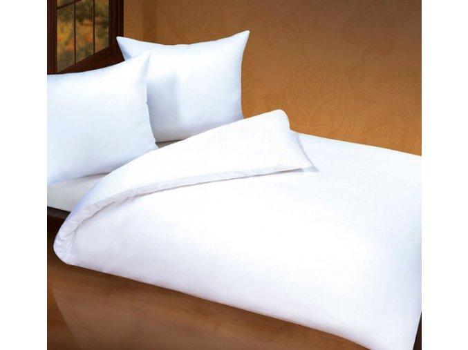 Hotelové povlečení bílé   140x200