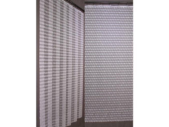Metrážová záclona M18641
