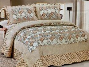 Bytovyshop Přehoz na postel Flowers 230x250