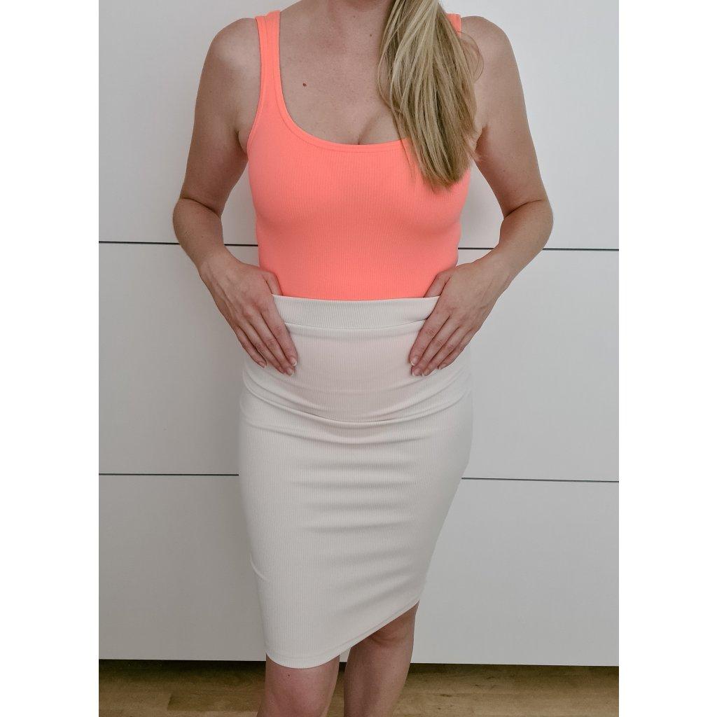 body chloe neon orange