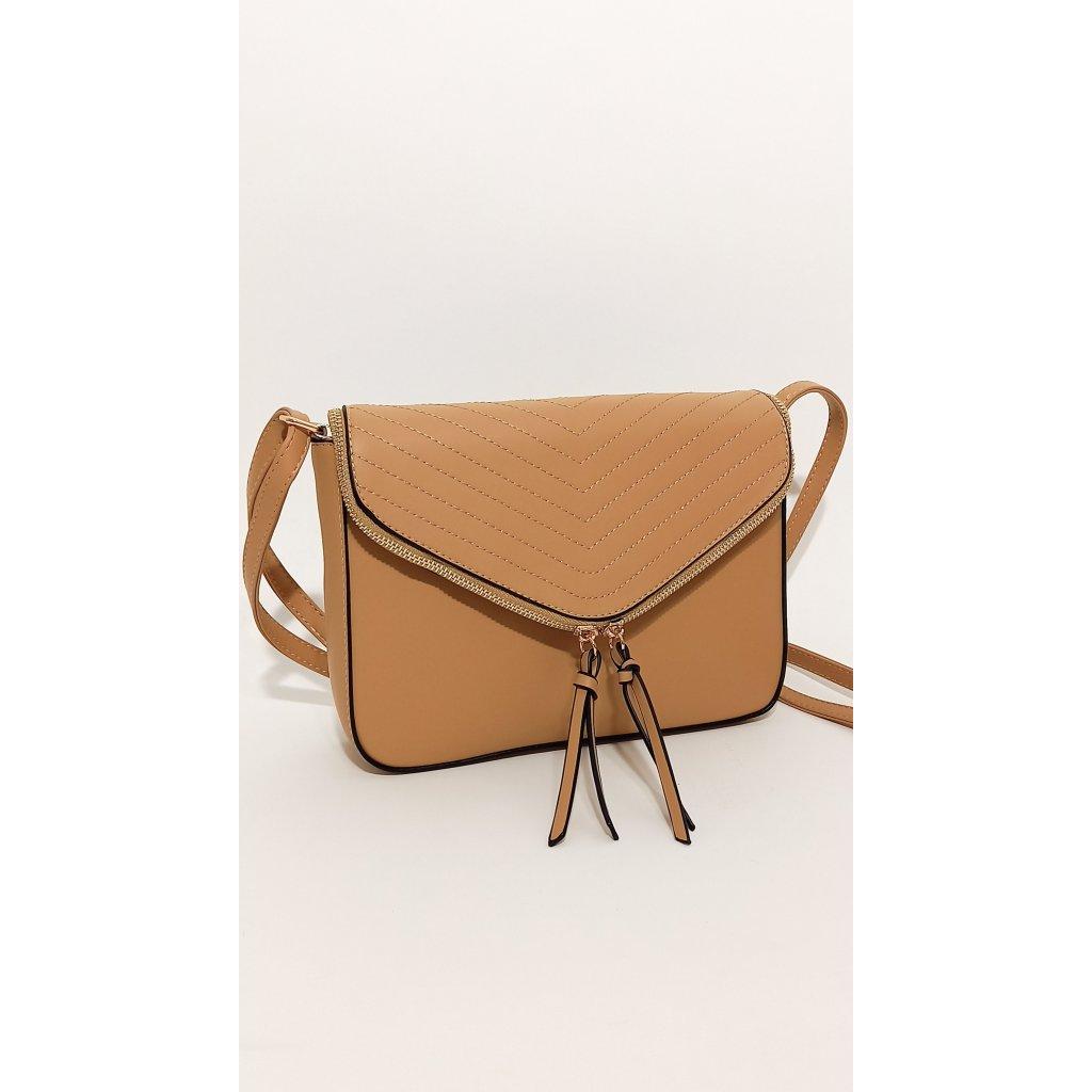 kabelka holly svetle hneda