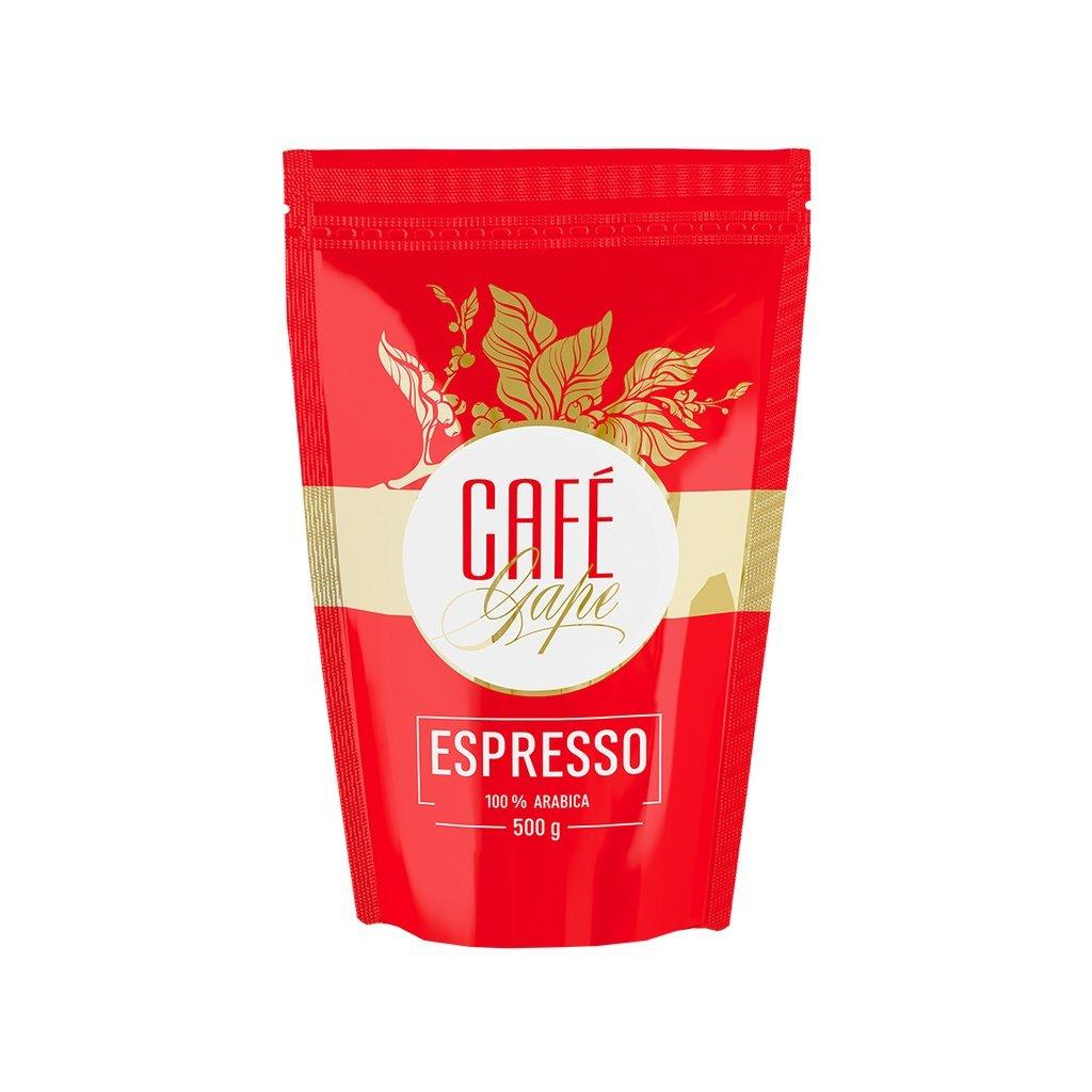 Café Gape Espresso 500g
